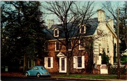 Delaware Dover Ridgely House On The Green 1965 - Dover