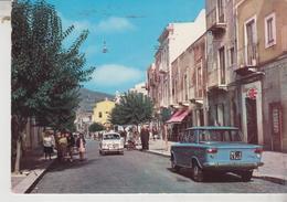 LIPARI MESSINA  CORSO VITTORIO EMANUELE + AUTO IN PRIMO PIANO - Messina