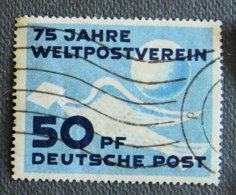 RDA - ALLEMAGNE DE L EST - 1949 - YT A1 - Used Stamps
