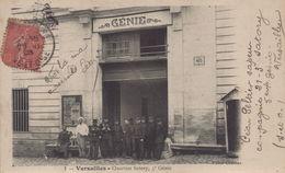 Versailles : Quartier Satory, 5e Génie - Versailles