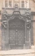 PRAHA / PRAGUE - DOORWAY  ~ AN OLD POSTCARD #94654 - Czech Republic