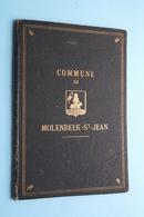 Carnet De MARIAGE De MOLENBEEK-Saint-JEAN 1927 ( Belgique ) DE FREYN 1871 & DE RUYSSCHER 1881 ( Zie Foto's Details ) - Old Paper