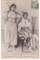 Tunisie -  Femmes Tunisiennes - Scènes Et Types - 1908 - Africa