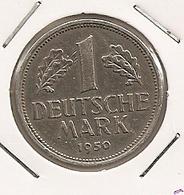 GERMANY ALLEMAGNE ALEMANHA 1 MARK  1950 F 255 - [ 6] 1949-1990 : GDR - German Dem. Rep.
