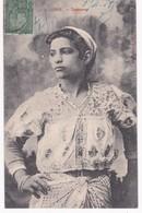 Tunisie -  Femme Tunisienne - 1908 - Afrique