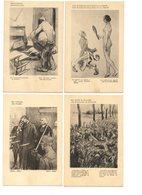 RAEMAEKERS LUIGI # 5-8 - Illustrators & Photographers