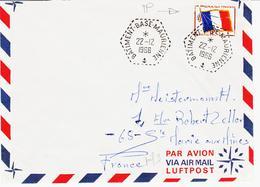 France, En 1966 Du Batiment Base Maurienne (marine ) TB - Poststempel (Briefe)