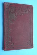 Carnet De MARIAGE D' ANDERLECHT 1905 ( Belgique ) Gabriel ALEXANDER 1882 & Emma DEBUSSCHERE 1878 (zie Foto's Details) - Old Paper