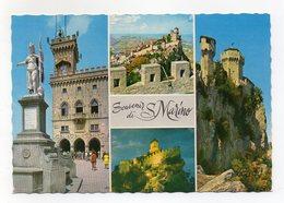 San Marino - Souvenir - Cartolina Multipanoramica - Non Viaggiata - (FDC16106) - San Marino