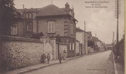 Neauphle Le Chateau : Route De Saint Germain - Neauphle Le Chateau