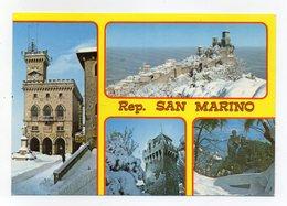 San Marino - Cartolina Multipanoramica - Non Viaggiata - (FDC16107) - San Marino