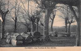 ELORRIO - LAS TUMBAS DE SAN ADRIAN ~ AN OLD POSTCARD #94668 - Vizcaya (Bilbao)