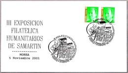 POZO MINERO SAN ANTON - Mine San Anton. Morea, Asturias, 2001 - Minerales