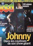 VSD N° 1098-10 SEPTEMBRE 1998- JOHNNY HALLYDAY -SCHUMACHER-CHARLIZE THERON-LE PEN MEGRET-VENISE - People