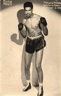 PHOTO Studio FRANCIS - GRANVILLE - Boxing Club Granvillais - Mohamed TEDJINI - Champion De France - Professeur G. Brès - Sport
