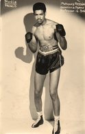PHOTO Studio FRANCIS - GRANVILLE - Boxing Club Granvillais - Mohamed TEDJINI - Champion De France - Professeur G. Brès - Sports