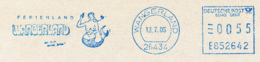 Freistempel 0712 Wangerland Meerjungfrau - [7] República Federal
