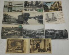 Lot De 11 Cp ( 42  Loire) - Cartes Postales