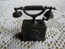 Miniature Collector En étain Téléphone - Etains