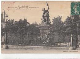 CPA France 29 Quimper - Monument élevé à La Mémoire De La Tour D'Auvergne Et Des Morts Pour La Patrie :   Achat Immédiat - War Memorials