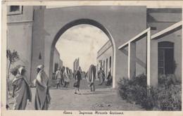 12648-MISURATA(LIBIA)-INGRESSO MERCATO BESTIAME-1942-FP - Libia