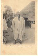 AFRIQUE-GUINEE FRANCAISE - ALPHA YAYA DANS SON SANIER DE KADE - French Guinea