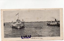 TRANSPORTS 411 : Astrakhan ( Russie ) Bateaux Sur Le Volga - Ferries