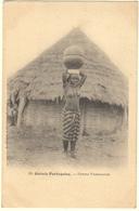AFRIQUE-GUINEE BISSAU - GUINEE PORTUGAISE - FEMME FOULACOUNDA (seins Nus) - Guinea-Bissau