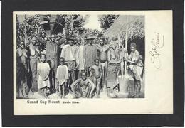 CPA Libéria Afrique Noire Non Circulé Type - Liberia