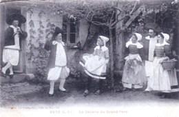 44 -  BATZ -   La Gavotte Du Grand Pere - Batz-sur-Mer (Bourg De B.)