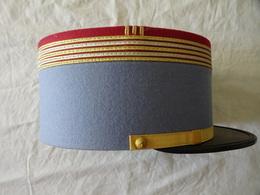 KEPI DE LIEUTENANT-COLONEL De SAINT-MAIXENT-L'ECOLE - EN EXCELLENT ETAT. TAILLE ENVIRON 57 - Headpieces, Headdresses