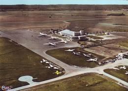 OSSUN - Aérogare Et Camp D'Aviation - Vue Aérienne - Ossun