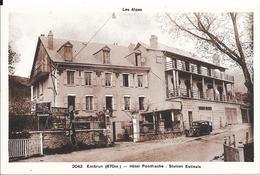 Embrun (870m) Hôtel Pontfrache - Station Estivale - Embrun