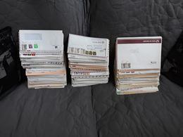 722  Lettres D' Espagne , Majorités Recommandés Et Tous Avec Timbres Juan Carlos , Période 1989 à 1993 - Timbres