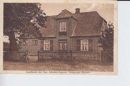 Ak Moisling, Lübeck, Landheim Der Soz. Arbeiterjugend, Ortsgruppe Moisling - Lübeck