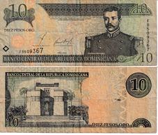 Rep.Dominicaine 10 Pesos - Dominicana