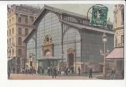 CPA France 69 - Lyon - Les Halles :   Achat Immédiat - Halles