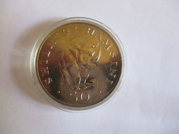 Tanzania: 50 Shillings 1974 - Tanzanía