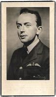 DP Camille-Albert De Saint-Aubain - Luitenant-Vliegenier Gesneuveld Waterland-Oudeman 19 October 1944. - Devotieprenten