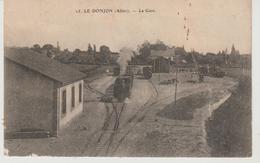 Allier LE DONJON La Gare - Autres Communes