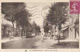Avenue Jean Jaurès - Charleville