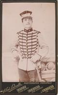 Photo - C.D.V. : Soldat  En Pose :  2ém Empire : 8régt. à Définir - Photo - Vital LATREILLE - Dijon ( Cote D'or ) - War, Military
