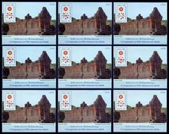 211 - Laos 1998  BF 142-150 ; 1623C-1631C **  MNH  ASEAN - Laos