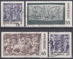 SUECIA 1971 Nº 696/99 USADO - Gebraucht