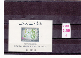 Afganistán  -  Hoja Bloque Nueva**    -  7/3923 - Afganistán