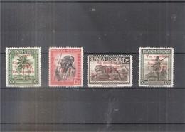 Ruanda-Urundi - 150/53 - Série Complète  - X/MH - 1924-44: Neufs