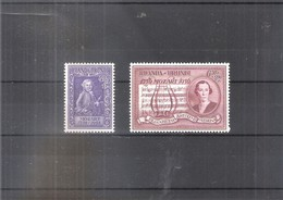 Ruanda-Urundi - 200/01 - Série Complète  - XX/MNH - 1948-61: Neufs