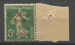 SYRIE  N° 34 NEUF**  SANS CHARNIERE  / MNH - Syrien (1919-1945)