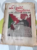 """BD HERGE """"Le Petit Vingtième"""" TINTIN QUICK ET FLUPKE JO ET ZETTE ..11.11.1937 N°45. ETAT: Voir 4 Scans, COMPLET - Hergé"""