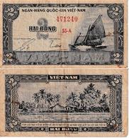Viêt-Nam 2 Dongs - Vietnam